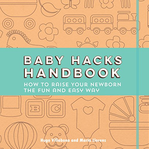 Baby Hacks Handbook audiobook cover art