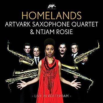 Homelands (Live in Rotterdam)