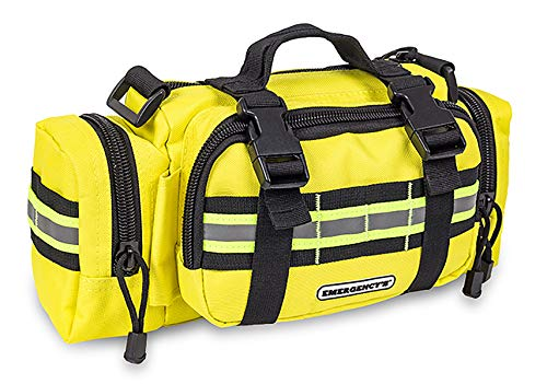 Elite Bags, EMS, Riñonera de emergencias, amarilla