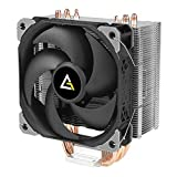 Antec Enfriador de CPU A50-SP AM4 CPU Cooler 4 Heatpipes CPU Air Cooler 120mm PWM Ventilador de refrigeración de aire para Intel/AMD