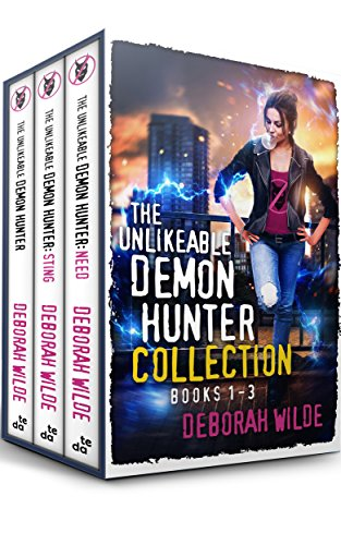 The Unlikeable Demon Hunter Collection: Books 1-3: A Devilishly Funny Urban Fantasy Romance (Nava Katz Box Set Book 1) (English Edition)