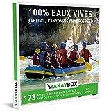 YAKAYBOX   Caja de regalo 100% Rafting   Caja de regalo para actividades acuáticas en saboya, Ardeche, Dordogne, Pirineos, Morvan para 1 a 3 personas