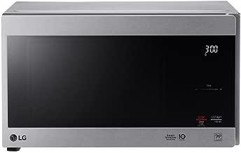 LG NeoChef Stainless Steel 0.9 Cubic Feet Microwave (Renewed)