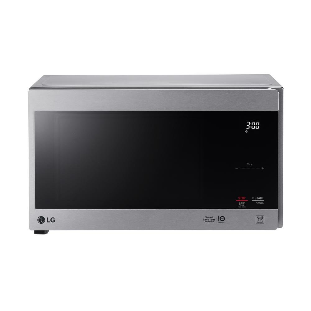 Countertop Microwave Stainless Certified Refurbished