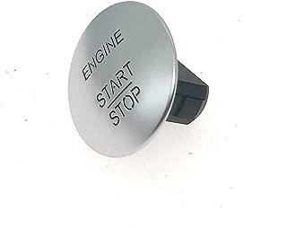 Keyless Go Start Stop Push Button Engine Ignition Switch - Fits Mercedes-Benz ML GL R S E C Class 2215450714 CL550 ML350 GLK350 E350 S550 B180 C180 C200 C300 E200 Infiniti QX30 Q30