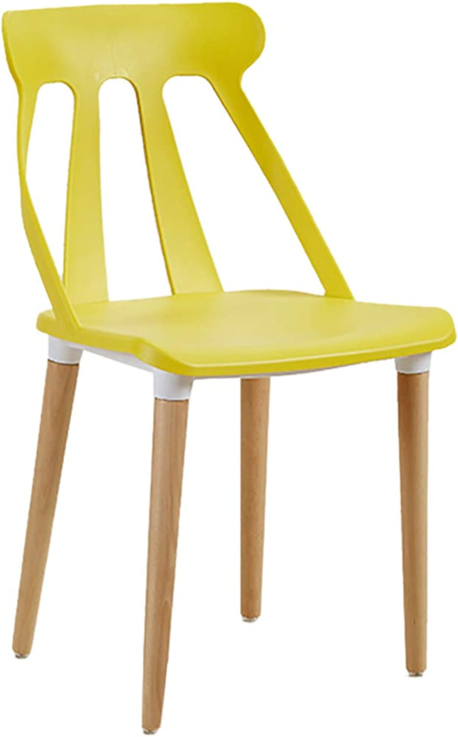 Nordic Solid Wood Dining Chair, Lounge Chair, Ergonomic Design, for Kitchen   Breakfast   Counter   Conservatory   Café   Pub