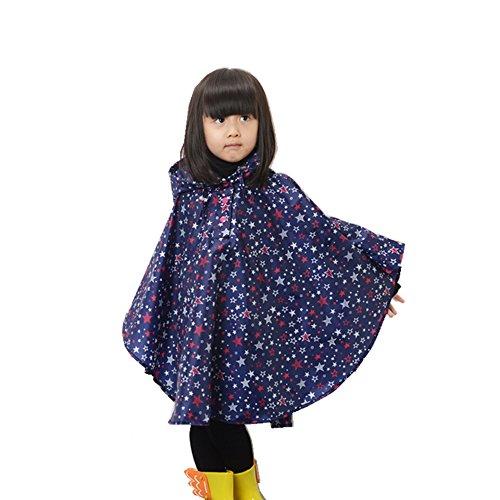 Kids Regen Poncho Kinder Mantel Regenjas Buiten Whippersnapper Ademende Regenjas Licht En Herbruikbare Regenjas M