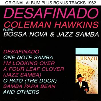 Plays Bossa Nova & Jazz Samba (Original Bossa Nova Album Plus Bonus Tracks 1962)