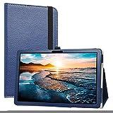Labanema Case for Huawei MatePad T10s, PU Leather Slim