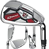 Wilson Staff D300 Irons - Steel Regular RH
