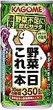 カゴメ 野菜一日これ一本 190g×30本