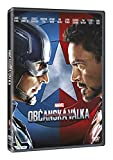 Captain America: Obcanska valka (Captain America: Civil War) (Versión checa)