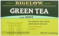 Bigelow, Green Tea with Mint, 20 Tea Bags, .91 oz (25 g)