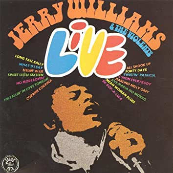 Jerry Williams & The Violents - Live