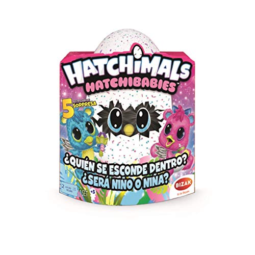 Hatchimals Hatchibabie Cheetree (BIZAK 61929137)