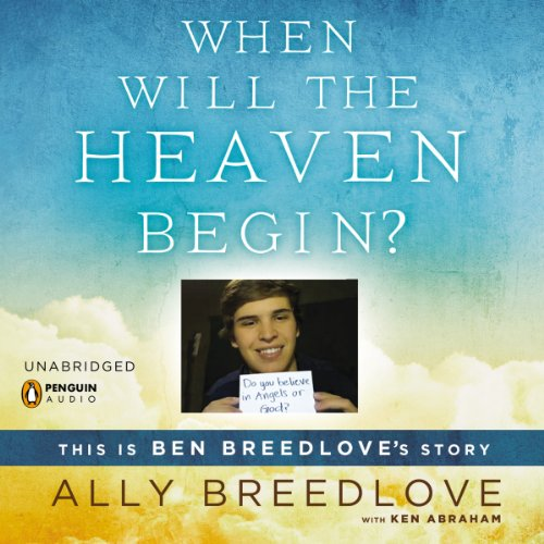 When Will the Heaven Begin? audiobook cover art