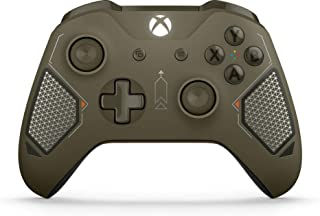 Xbox One Wireless Controller Combat Tech Military Green - WL3-00090