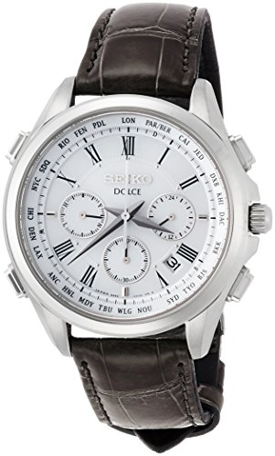 [ドルチェ]DOLCE 腕時計 DOLCE ソーラー電波クロノグラフ ワールドタイム機能 SADA039 メンズ