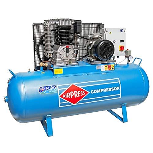 Druckluft - Airpress Kompressor 10 PS / 500 l / 15 bar Typ K500-1500S KolbenAirpress Kompressor Werkstatt Industrie