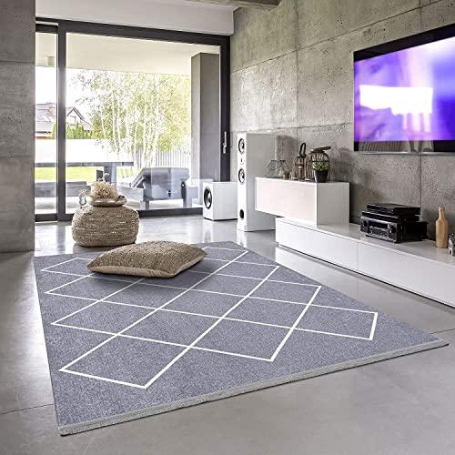 Siela -   Teppich Waschbarer