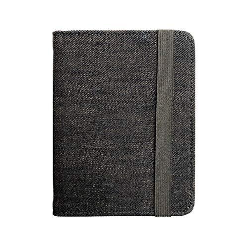 Capa Case Novo Kindle Paperwhite 10ª Geração Auto Hibernação - Jeans Escuro