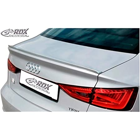 Akhan Hks122 Hecklippe Heckklappenspoiler Geeignet Für Audi A3 Limousine 8vs Und Cabrio 8v7 Auto