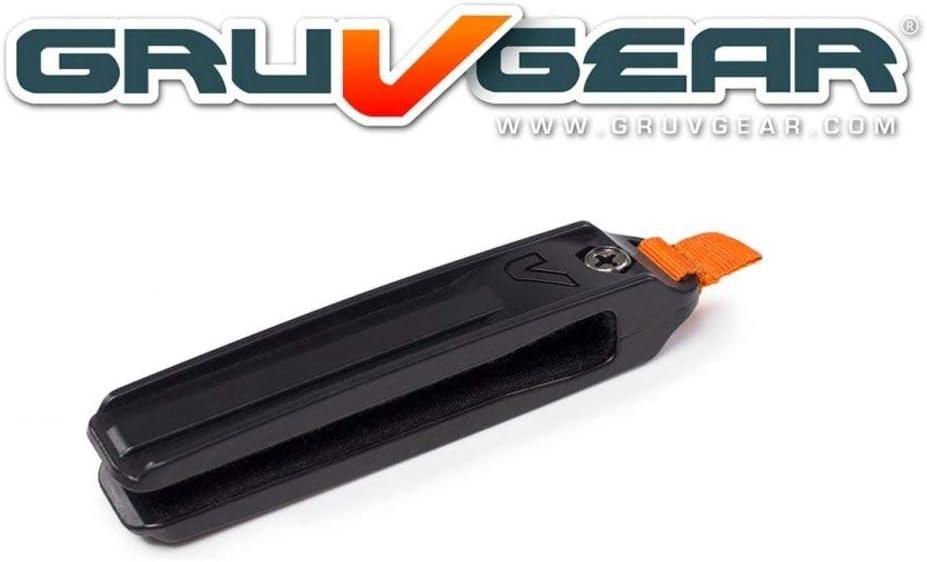FUMP5-BLK 4-5 Cordes Basses, Noir Gruv Gear FUMP Muter pour Pont