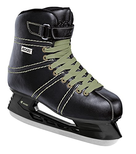 Roces Herren Retro Schlittschuh, Black, 45