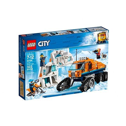 LEGO 60194 City Arctic Expedition Gatto delle nevi artico (Ritirato dal Produttore)