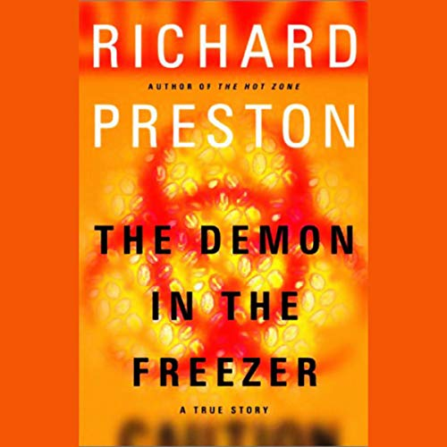 Couverture de The Demon in the Freezer