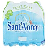 Sant'Anna Acqua Naturale, 6 x 0.5L