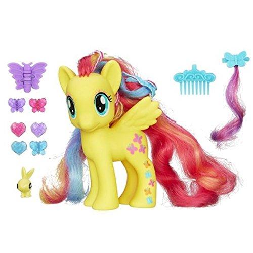My Little Pony - A5933E240 - Figurine - Beauté Et Coiffures Deluxe
