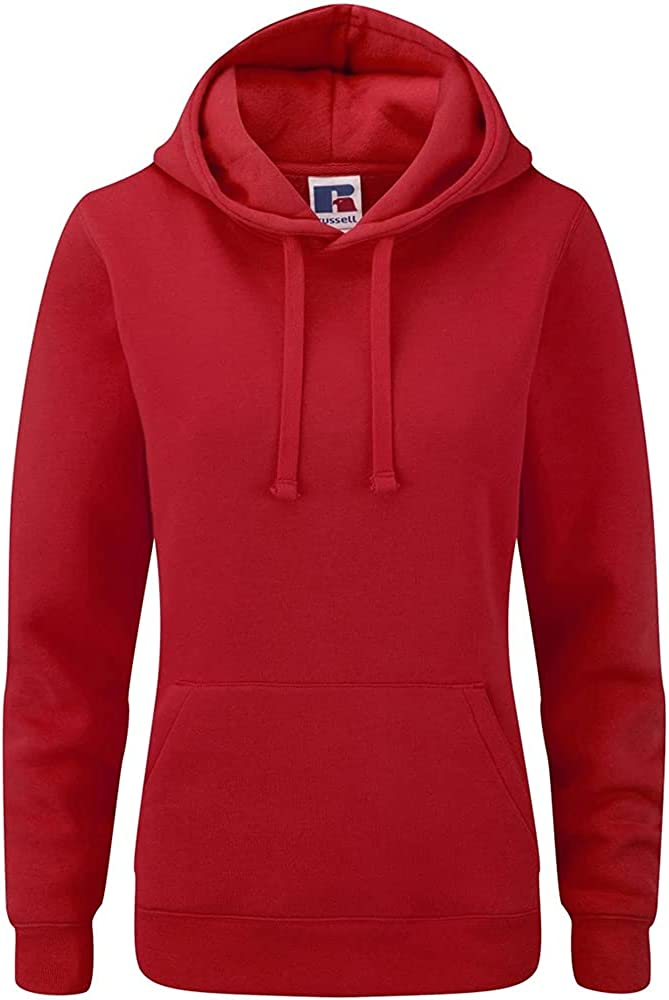 Russell Womens Premium Super sale Authentic Hoodie 3-Layer New arrival Fabric