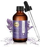 ANEAR Ätherische Öle Lavendelöl 118ml Ätherisches Öl Lavendel Duftöl für Diffuser, Aromatherapie, Massage, Schlafhilfe