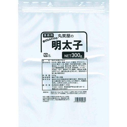 丸美屋フー 混ぜ込みわかめ 明太子 300g [0382]