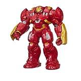 Marvel - Figura de acción con diseño Hulk Buster Los Vengadores Marvel (Hasbro B0441)