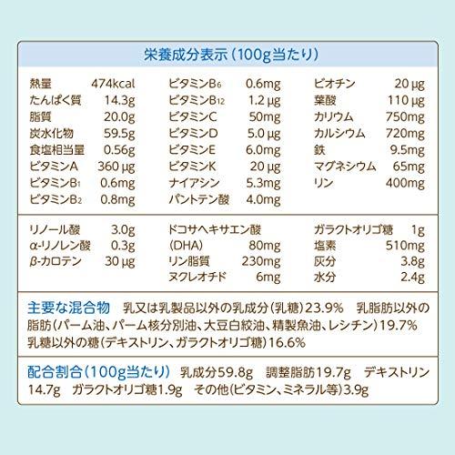 和光堂フォローアップミルクぐんぐん300g粉ミルク[満9ヶ月頃から3歳頃]ベビーミルク鉄・カルシウム配合
