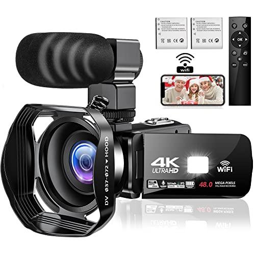YinFun Videokamera 48MP 60FPS Bild