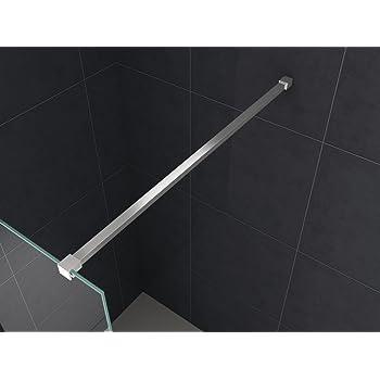 140 cm Slim de diseño – Asidero para mamparas: Amazon.es ...
