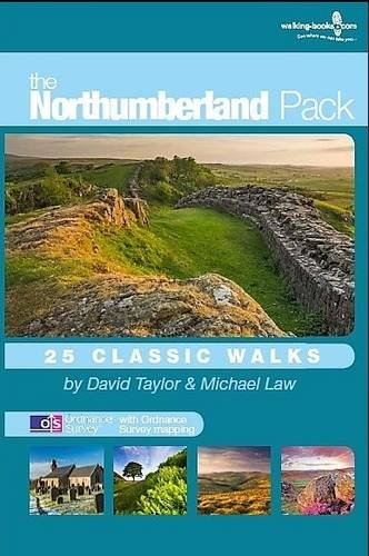 The Northumberland Pack: 25 Classic Walks