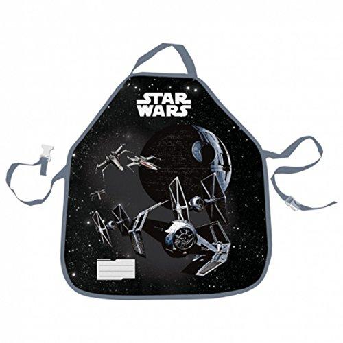 Star Wars TIE Fighter Kinder Malschürze Bastelschürze Schürze Kinderschürze Raumschiffe