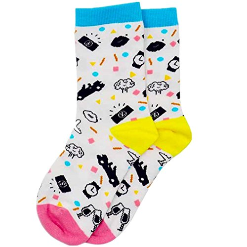 Cotton Republic Damen Socken weiß weiß One size