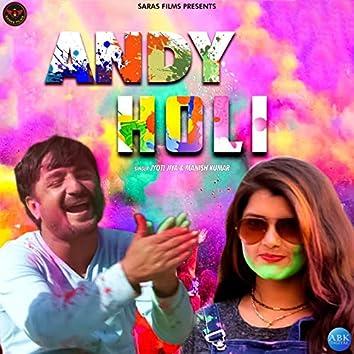 Andy Holi - Single