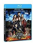 Los Tres Mosqueteros (Bd 3d) [Blu-ray]