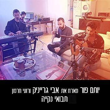 תבואי נקיה (feat. אבי גרייניק, Roei Hermon)