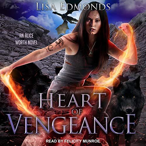 Heart of Vengeance Audiobook By Lisa Edmonds cover art