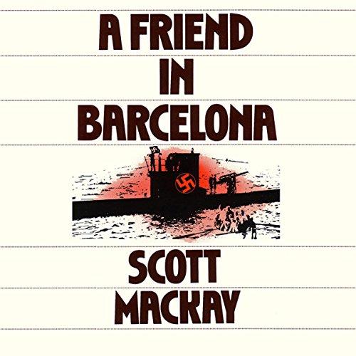A Friend in Barcelona cover art
