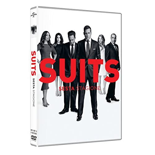 Suits Stg.6 (Box 4 Dvd)