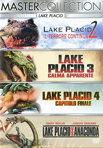 Lake Placid Master Collection (4 DVD)