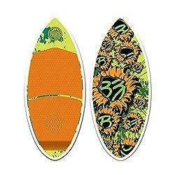 in budget affordable Fiberglass skim board BZ 48 ″